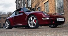 1996 Porsche 911 / 993 Turbo