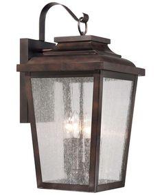 Minka Lavery 72173 Irvington Manor 4 Light Outdoor Wall Light