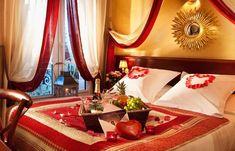 Ideas of first night Honeymoon bedroom decoration - Modrenstyles Bedroom Night, Bedroom Decor, Bedroom Ideas, First Night Honeymoon, Romantic Bedroom Design, Wedding Bedroom, Ikea, Romantic Honeymoon, Honeymoon Ideas