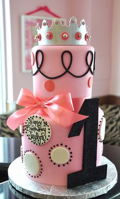 Princess Cake by thecakemamas, via Flickr
