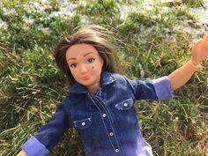 barbie-vs-real-women-nickolay-lamm-7 ニコライ・ラムは、3Dプリンターで普通(19歳)の体型をしたバービー人形を制作。「ラミリー(Lammily)」は話題となりすぐに商品化された。