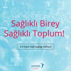 Sağlık konusunda okumak ve  bilgilenmek, hastalıklara karşı önlem almanızı sağlar. Janssen Türkiye olarak, Sen Dokun sayfamızda halkımıza sağlık notları sunmaktan mutluluk duyuyoruz. ► http://pub.portalgrup.com/files/ailehekiminiziogrenin/index.html