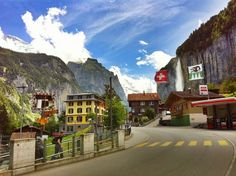 This Swiss Town Might Be The Most Beautiful Place On Earth | VITAFUNNY