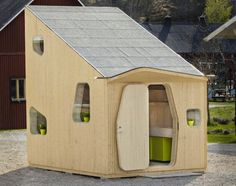 Tiny Eco-Friendly Student Housing Pops up in Sweden | Inhabitat - Sustainable Design Innovation, Eco Architecture, Green Building