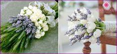 Csokor levendula - lehetőség kombinálható más színekkel, fotók