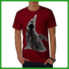 Bird Brain Mystic Animal Men S T-shirt | Wellcoda - Animal shirts (*Amazon Partner-Link)