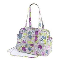 $97 Vera Bradley Baby Bag