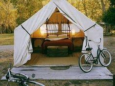 Safari Tent Camping !
