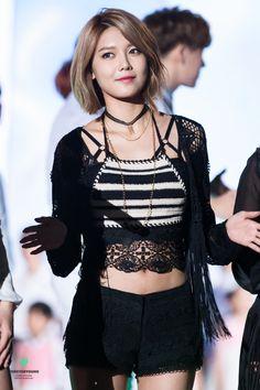 Sooyoung - DMZ Peace Concert 2015 (150814)