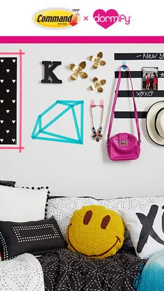 Command™ Products + A Few Of Your Favorite Accessories U003d One Totally  Awesome Dorm Room Part 58
