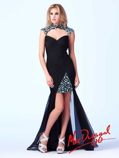 Mac Duggal 64705A at Melise's! melises.com