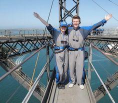 Standing proudly above Sydney Harbour #bridge: http://www.tripglob.com/famousbridge/bridge/sydneyharbourbridge #travel