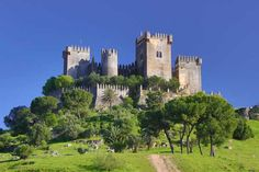 Castillos medievales de España - Castillo de Almodovar