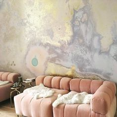 Marble-Print Wallpapers: Take the Trend to the Next Level | Apartment Therapy