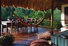 Honeymoon Cabana - Blancaneaux Lodge, Belize (from Mr & Mrs Smith)