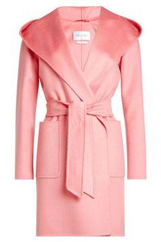 Max Mara Cashmere Coat USD 4,799.00 Color: pink