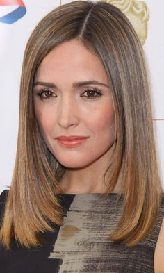 Mid-Length Hairstyle: Rose Byrne
