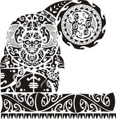 Kptallat a kvetkezre plantillas para tatuajes maori hombre