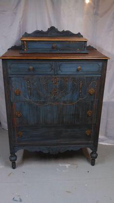 Dresser Depression Era By Refreshwoodfurniture On Etsy 350 00