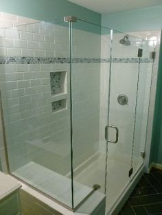 Showers Product   frameless showers description our frameless showers are designed to ...