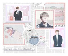 """Kim Seokjin"" by girlmeetsbts ❤ liked on Polyvore featuring WithChic, adidas Originals, kpop, bts, jin and KimSeokJin"