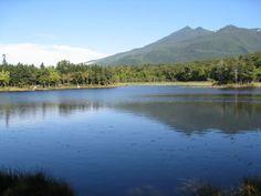 知床五湖。二湖。
