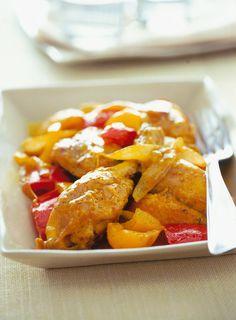 Dal pollo al curry light a quello servito con le patate o con i peperoni. Scopri la top ten delle ricette di pollo al curry