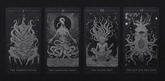 The Elder Tarot by Dark Providence