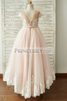 9c0a19fe72a5 77 Best Flower Girl Dress Ideas for Ansley images in 2019