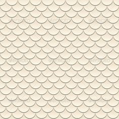 Abstract Geometrical Seamless Pattern  #GraphicRiver         Abstract geometrical seamless pattern with beige fish scale     Created: 5November13