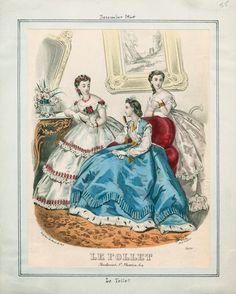 Le Follet dec 1864