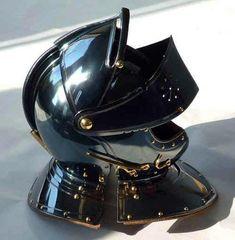Spangenhelm by Gotscha Lagidse, Master armourer, 2003