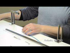 ▶ Artbeads Mini Tutorial - The Coiling Gizmo with Cynthia Kimura - YouTube