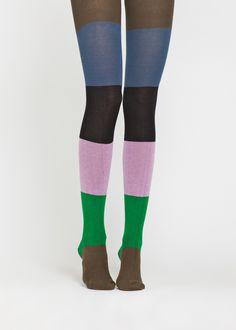 Oktaavi tights | Assorted | Marimekko