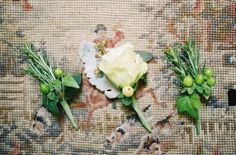 Floral Design by Hedge Fine Blooms. Photography by Eric Kelley.