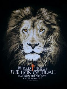 Jesus:The Lion of Judah