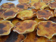 Queijadas de queijo de Tentúgal