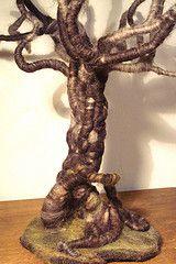 Needle felt tree