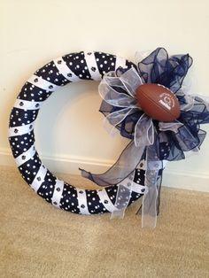 Pinability: Penn State Wreath