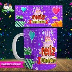 En Motta tenemos variados diseños para sublimar Tazas #sublimar #plantillas #cojines #personalizados #sublimación #diseñosparatazas #diseñosparasublimar #plantillastazas #somosmotta #mottaconsultores #diseñosparasublimar #plantillasparasublimar plantillas para estampar  Mug Template, Templates, Powerpoint Word, Happy Birthday, Mugs, Etsy, Design, Birthday Cup, Colorful Birthday