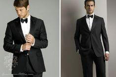 Formal wear tuxedo options