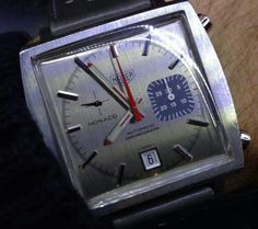 Alton Brown's timepiece: not pretty but definitely functional; how cool is that, a visible timer for cooking/baking... :-)