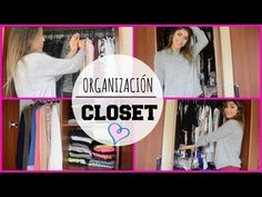 Organicemos el CLOSET! ♡ (Ideas y Tour) - YouTube