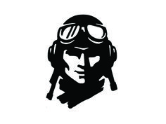 Fighter Pilot Icon  by Himanshu Sharma