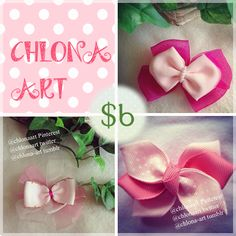 pink collection by chlona art