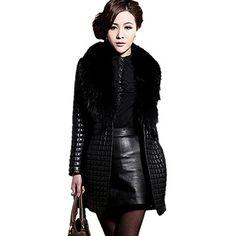 Froomer Winter Warm Women's Faux Fur…