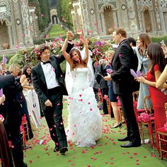 - Love is in the air at a destination wedding on the shore of Italy's magical…