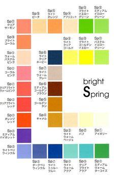 「パーソナルカラー」でそれぞれの個性がより輝きます♡( ´ ▽ ` )ノ♡ : サロン・ド・ブロッサム(パーソナルカラー診断&骨格スタイル分析、パーソナルスタイリストin広島)
