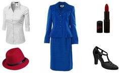 Agent Peggy Carter Costume