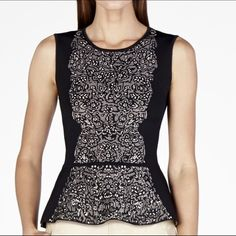 BCBG TOP Brand new with tag! BCBGMaxAzria Tops Blouses